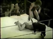 Collector's Classics 1 - 1950's Girls Wrestling (Silent) Clip 2 00:27:40