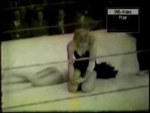 Collector's Classics 1 - 1950's Girls Wrestling (Silent) Clip 3 00:49:40
