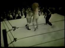 Collector's Classics 1 - 1950's Girls Wrestling (Silent) Clip 4 01:06:00