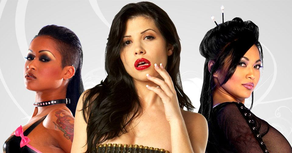 69VOD - Image Map featuring porn stars Rebeca Linares, Skin Diamond, and Mika Tan