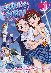 Girl's High: Teen Spirit Vol 1