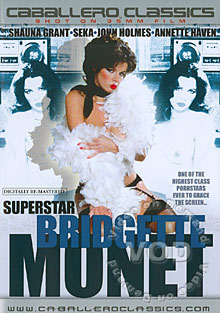 Superstar Bridgette Monet Box Cover