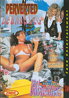 Perverted Part 1 - The Babysitters Box Cover