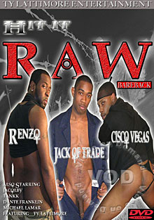 Hit It Raw Box Cover