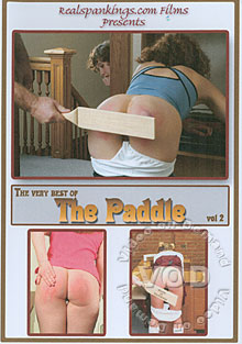 The Very Best Of The Paddle Vol. 2 Box Cover