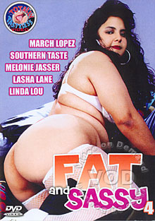 Fat and Sassy 4 Box Cover