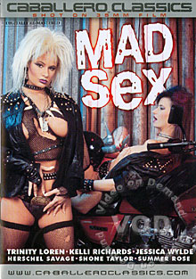 Mad Sex Box Cover