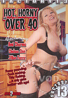 Hot, Horny And Over 40 Box Cover
