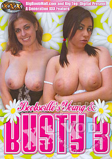 Boobsville's Young & Busty 3 Box Cover