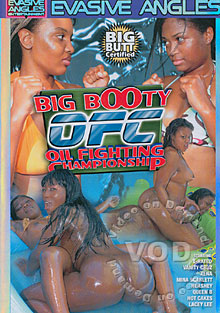 Big Booty Oil Fighting Championship Box Cover