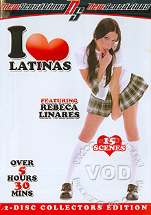 I Love Latinas Box Cover
