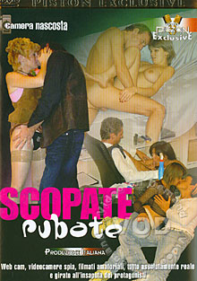 Scopate Rubate Box Cover