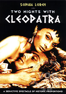 Two Nights With Cleopatra Box Cover