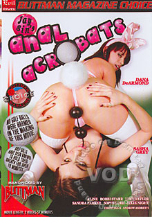 Anal Acrobats Box Cover