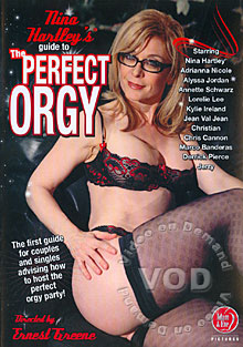Nina Hartley's Guide To The Perfect Orgy Box Cover