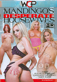 Mandingo's Desperate Housewives Box Cover