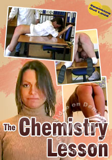 The Chemistry Lesson Box Cover