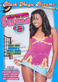 Babysitting Sistas #3 Box Cover