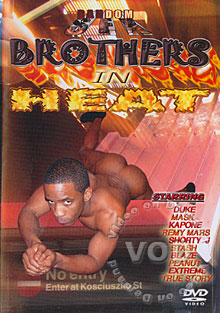 Brothers In Heat Box Cover
