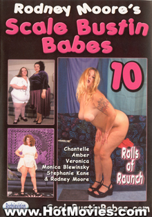 Scale Bustin Babes 10 Box Cover