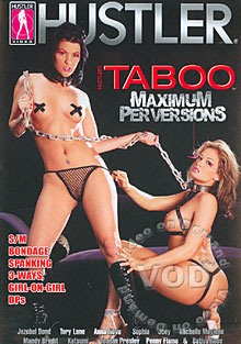 Taboo - Maximum Perversions Box Cover
