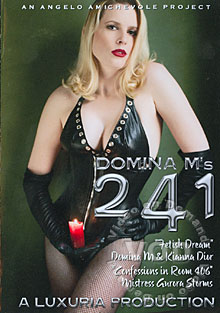 Domina M's 241 - Confessions In Room 406 Box Cover