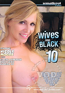 Wives Gone Black 10 Box Cover