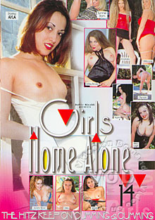 Girls Home Alone 14