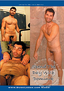 Spend The Day With Dominik Box Cover