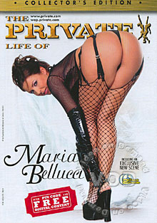The Private Life Of Maria Bellucci Box Cover