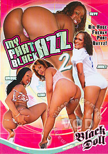 My Phat Black Azz 2 Box Cover