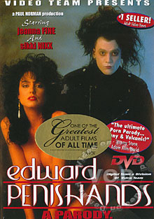 Edward Penishands Box Cover
