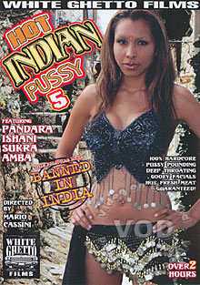 Hot Indian Pussy 5 Box Cover