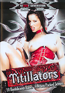 Titillators Box Cover