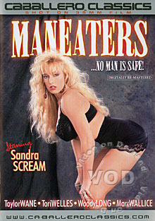 Maneaters Box Cover