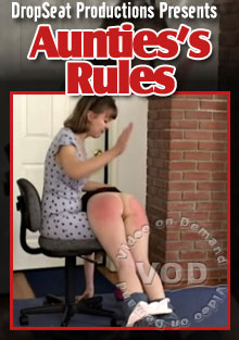 Auntie's Rules Box Cover