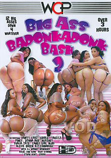 Big Ass Badonkadonk Bash 2 Box Cover