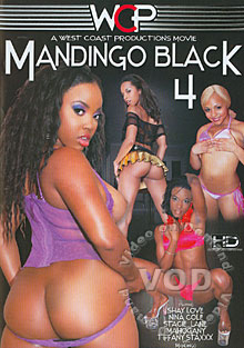 Mandingo Black 4 Box Cover