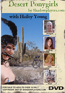 Desert Ponygirls Box Cover