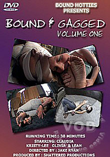 Bound & Gagged Volume 1 Box Cover