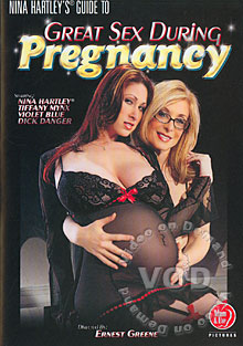 Nina Hartley's Guide To Great Sex During Pregnancy Box Cover