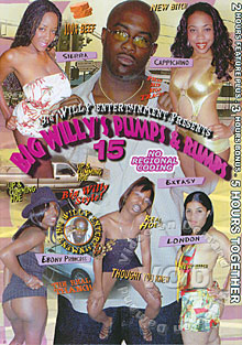 Big Willy's Pumps & Rumps 15 Box Cover
