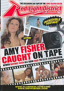 Amy Fisher Caught On Tape (Disc 1) Box Cover