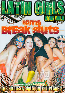 Spring Break Sluts Box Cover