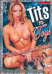 Tits 'N' Toys Box Cover