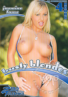 Busty Blondes Box Cover