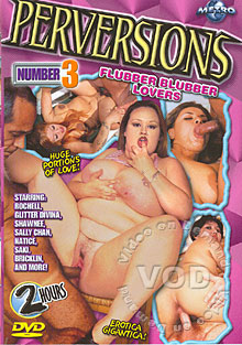 Perversions Number 3 - Flubber Blubber Lovers Box Cover