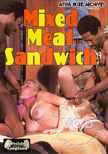 Mixed Meat Sandwich Box Cover