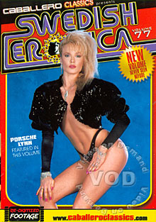 Swedish Erotica Volume 77 - Porsche Lynn Box Cover