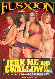 Jerk Me And Swallow It All Box Cover